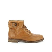 Nutty - Boots - cognac