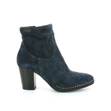 Onside - Bottines en cuir - bleu marine