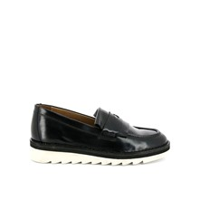 Seemly - Mocassins en cuir - noir