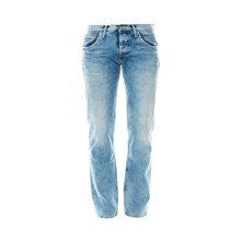 Tooting - Jean droit - denim bleu