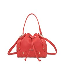 Fashion Quilted - Sac seau - rouge