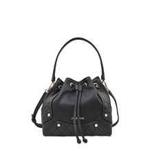 Fashion Quilted - Sac seau - noir