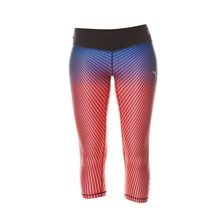 Legging court - multicolore