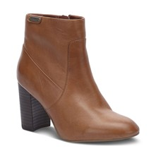 Dylan - Bottines en cuir - brun