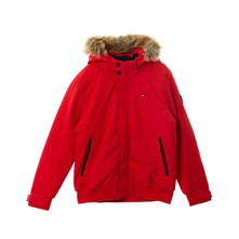 Jae - Manteau - rouge