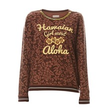 Bofronia Ibiscus - Sweat-shirt - marron