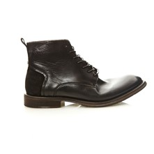 BEAT - Bottines en cuir - noir