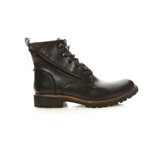 WORK - Bottines en cuir - noir