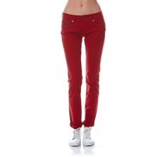 New Brooke - Jean slim droit - rouge
