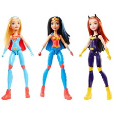 Poupée super Hero Girl - Poupée et mini-univers - multicolore