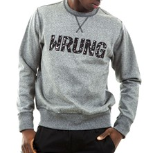 Logotype - Sweat-shirt - gris chine