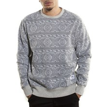 Nas - Sweat-shirt - gris