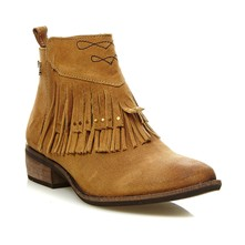 Westy - Boots - camel