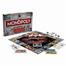 The walking dead - Monopoly - multicolore