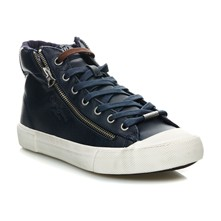 Brother Zip - Baskets montantes - bleu marine