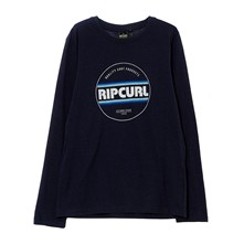 Ml biggy boy ls - T-shirt - bleu