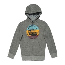 Surf Van Hz Fleece - Sweat à capuche - gris