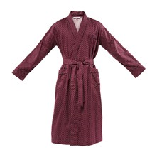 Homewear Prune - Peignoir - bordeaux