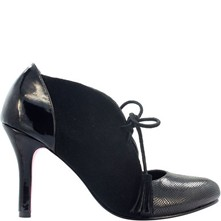 Nancy - Escarpins en cuir - noir