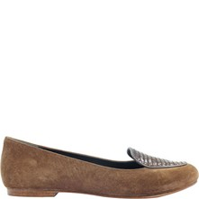 Sun - Mocassins en cuir - marron