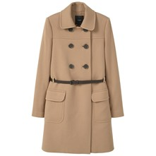 Manteau - marron clair