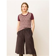 Jupe-culotte - anthracite