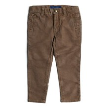 Pantalon chino - marron