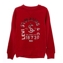 Alfred - Sweat-shirt - rouge