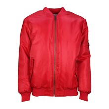 MJ MA1 RED2 - Blouson - rouge