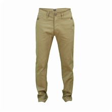 MP CHINO - Pantalon chino - sable