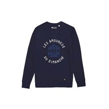 Darney - Sweat-shirt - bleu marine