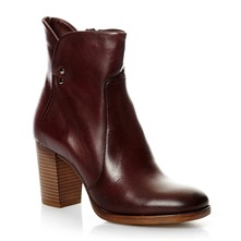 Hesta - Bottines - bordeaux