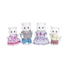 Famille chat persan - Figurine - 3+