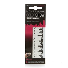 Color Show - Nail Tattoos - NYC City-Scape