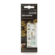 Color Show - Nail Tattoos - Financial District