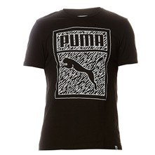 Text Hom - T-shirt - noir