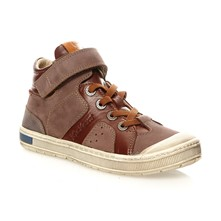 Iguane - Sneakers en cuir - marron