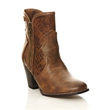 Pim - Bottines - marron