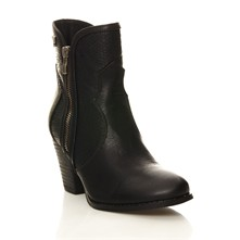 Pim - Bottines - noir