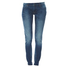 Joey - Jean slim droit - denim bleu