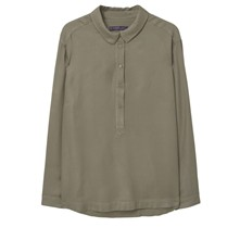 Blouse - olive