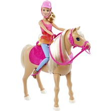 Barbie et son cheval - multicolore