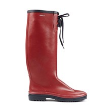 Miss Marion - Bottes - rouge