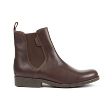 Orzac - Bottines en cuir - marron