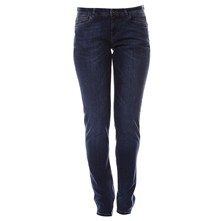 14 - Jean slim - denim bleu
