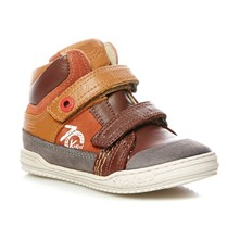 JINJINU MARRON - Sneakers - marron