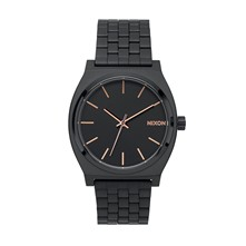 Time Teller - Orologio casual - nero