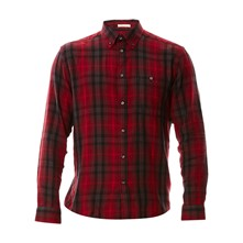 Button-Down - Chemise - rouge