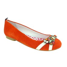 New Day Material Girl - Ballerines en cuir - orange