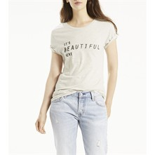 The Perfect Tee - T-shirt - gris clair